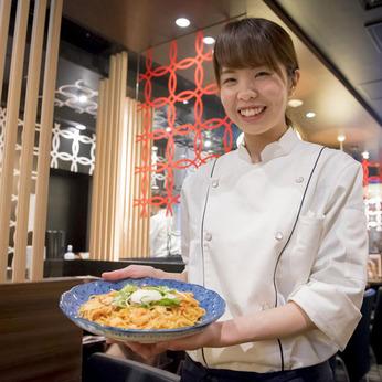 2020年夏オープン予定!<正社員>オリジナルスパゲッティーが人気「洋麺屋五右衛門」店舗スタッフ
